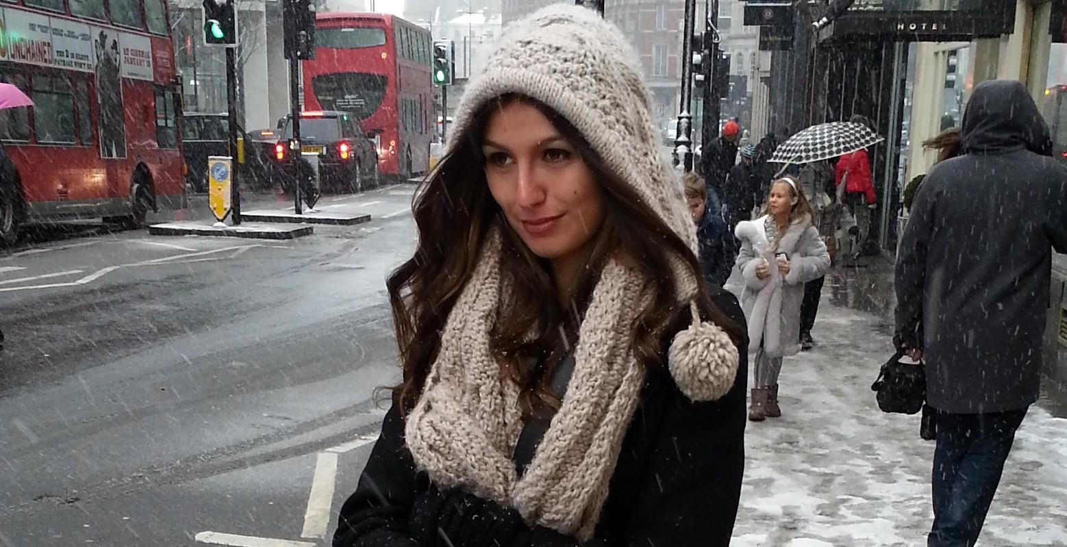 Tijan snow