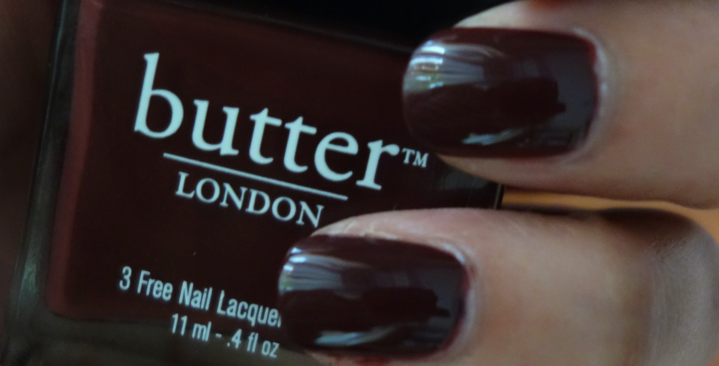 Butter London Tramp Stamp - Tijan Serena Loves