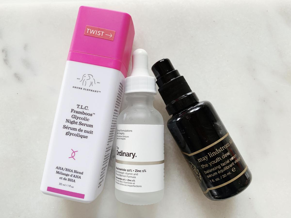 e4ec243f23a For just over the last year I've kept my skincare on the straight and  narrow – being incredibly strict with what I let in and giving products a  good few ...